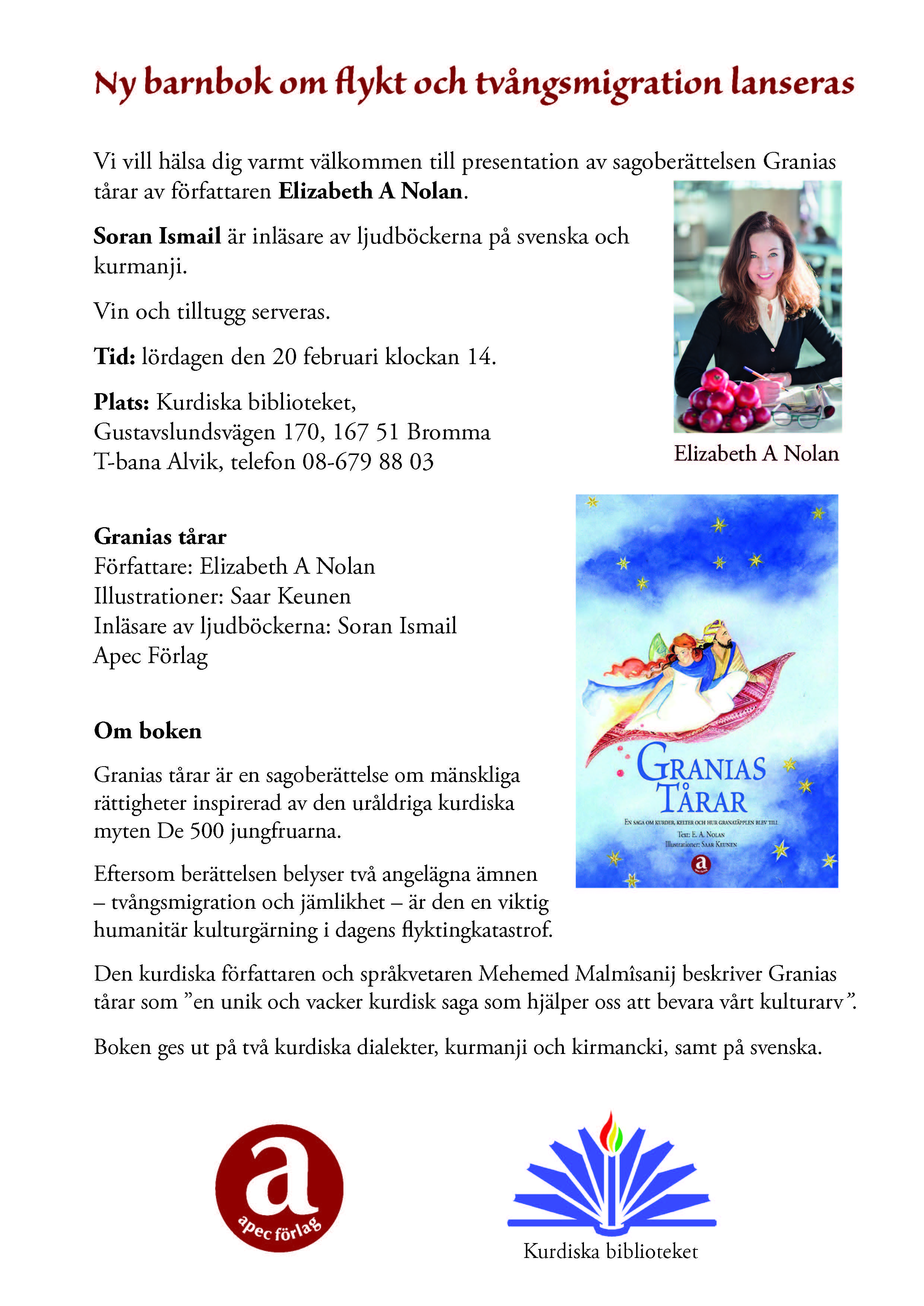 Inbjudan_ny barnbokspresentation